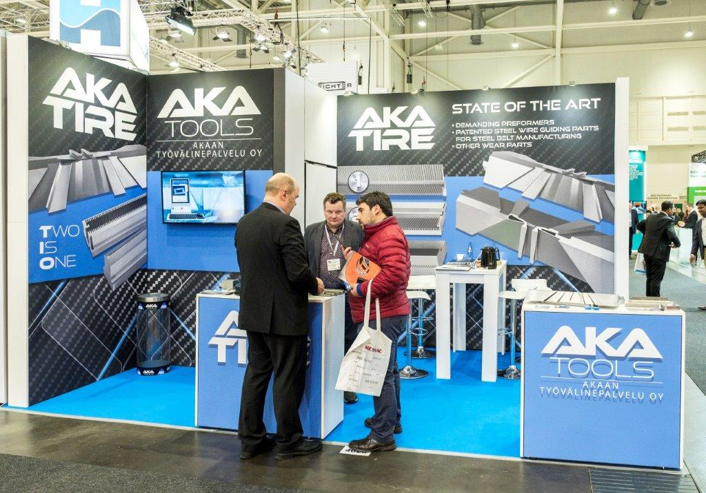 Akatools akatire preformer lankasahaus tire hannover ire guiding parts for steel belt manufacturing